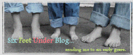 Six Feet Under Blog